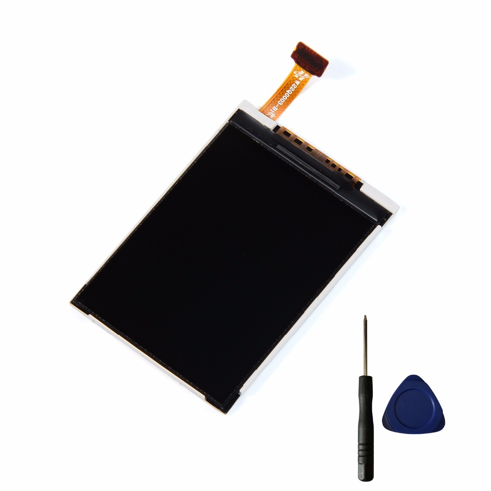 Quality Phone LCD Display Screen For Nokia X2-00 X3 X3-00 C5 C5-00 2710C 7020 LCD + Tools