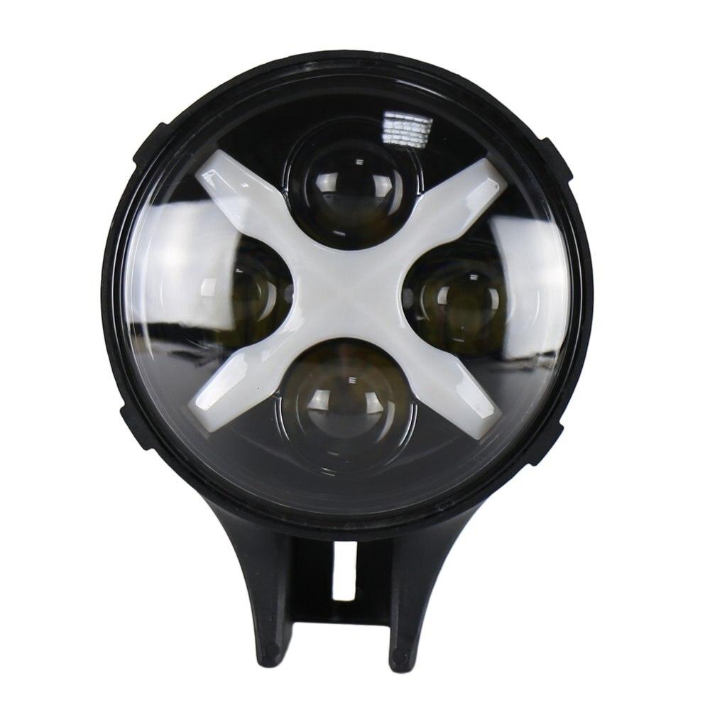 New 60W Car LED Headlight IP67 Waterproof Auxiliary Work Light Off-road Vehicle Trucks Spotlight for Jeep Wrangler