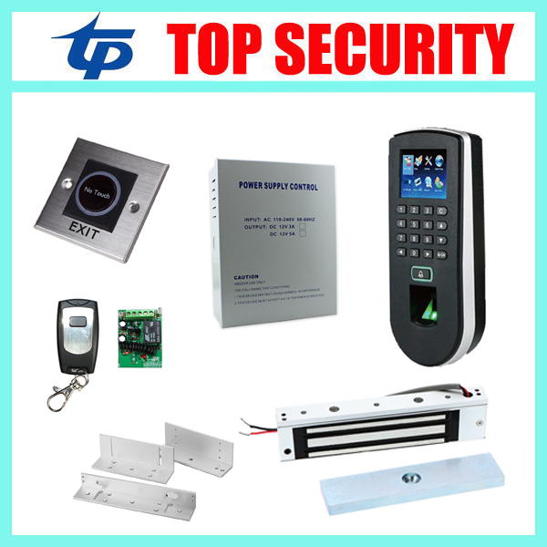 Linux system TCP/IP fingerprint access control system DIY TF1900 fingerprint recognition time attendance and door access reader tcp ip biometric face recognition door access control system with fingerprint reader and back up battery door access controller