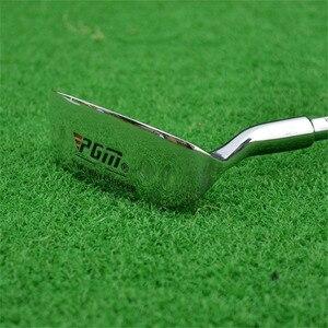 Image 2 - を PGM ゴルフ両面チッパークラブステンレス鋼ヘッドマレットロッド研削プッシュロッドチッピングためクラブゴルフパター屋外スポーツ