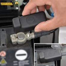 Couvercle de protection de batterie de voiture, pour Volkswagen, VW Vento Polo, hachette pour berline, Skoda, Fabia, protection de batterie de voiture, électrode négative
