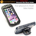 """for iphone 6 4.7"""" bike Bicycle Mounts Holder Stand Tough Drop Protective case For iphone 6 Mobile Phone black color free gift"""