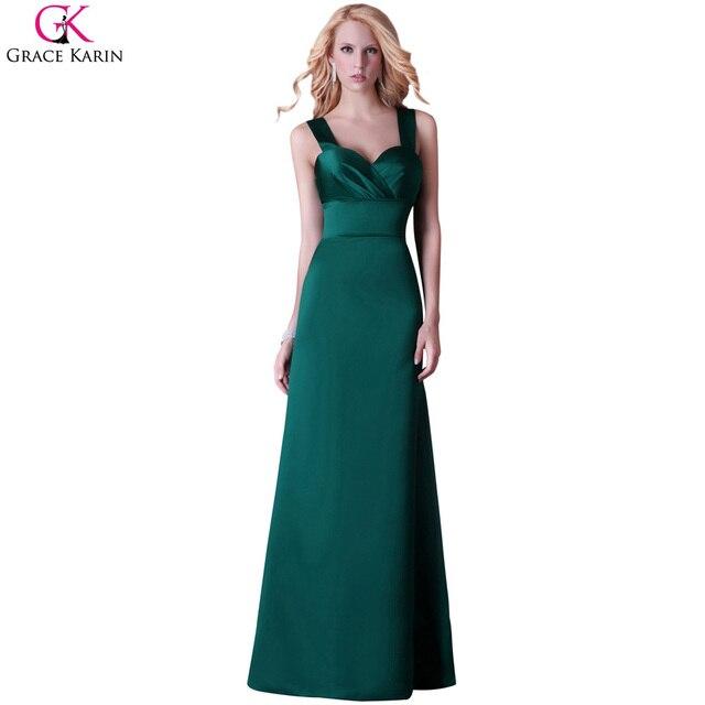 Grace karin 2017 vintage abendkleider emerald green orientalischen ...
