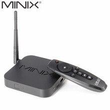 MINIX NEO X6 Quad-Core Media Hub для Android 1 ГБ/8 ГБ/H.265/XBMC/КОДИ Amlogic S805 Quad-Core 1 ГБ RAM 8 ГБ WiFi Bluetooth TV Box