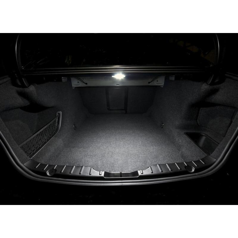 XIEYOU 19 հատ հատ LED Canbus- ի ներքին լույսերի - Ավտոմեքենայի լույսեր - Լուսանկար 5