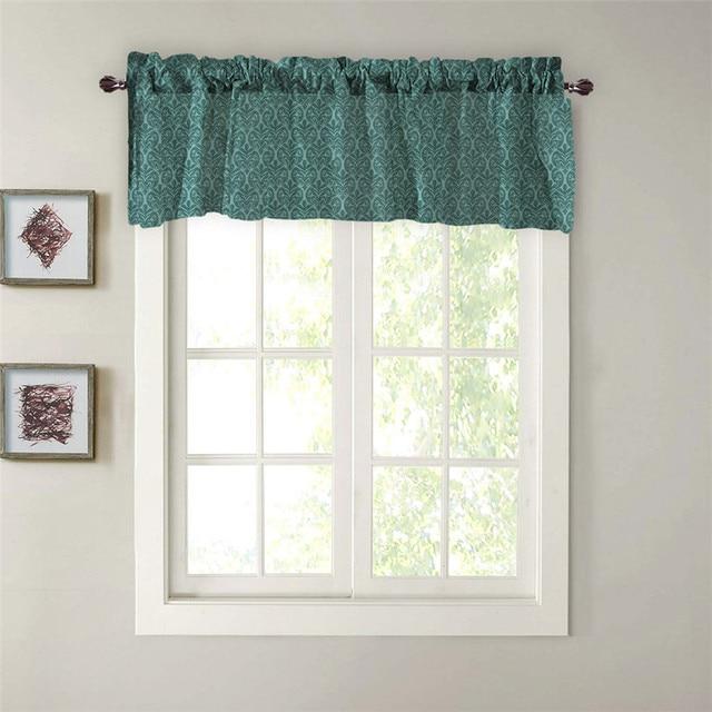 Aliexpress.com : Buy New Bedroom Curtain Valance 1PC 132 x 46cm ...