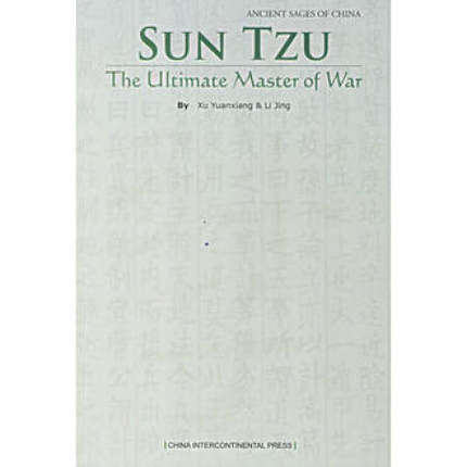 Sun Tzu The Ultimate Master Of War Language English Keep On Lifelong Learning As Long As You Live Knowledge Is Priceless 475