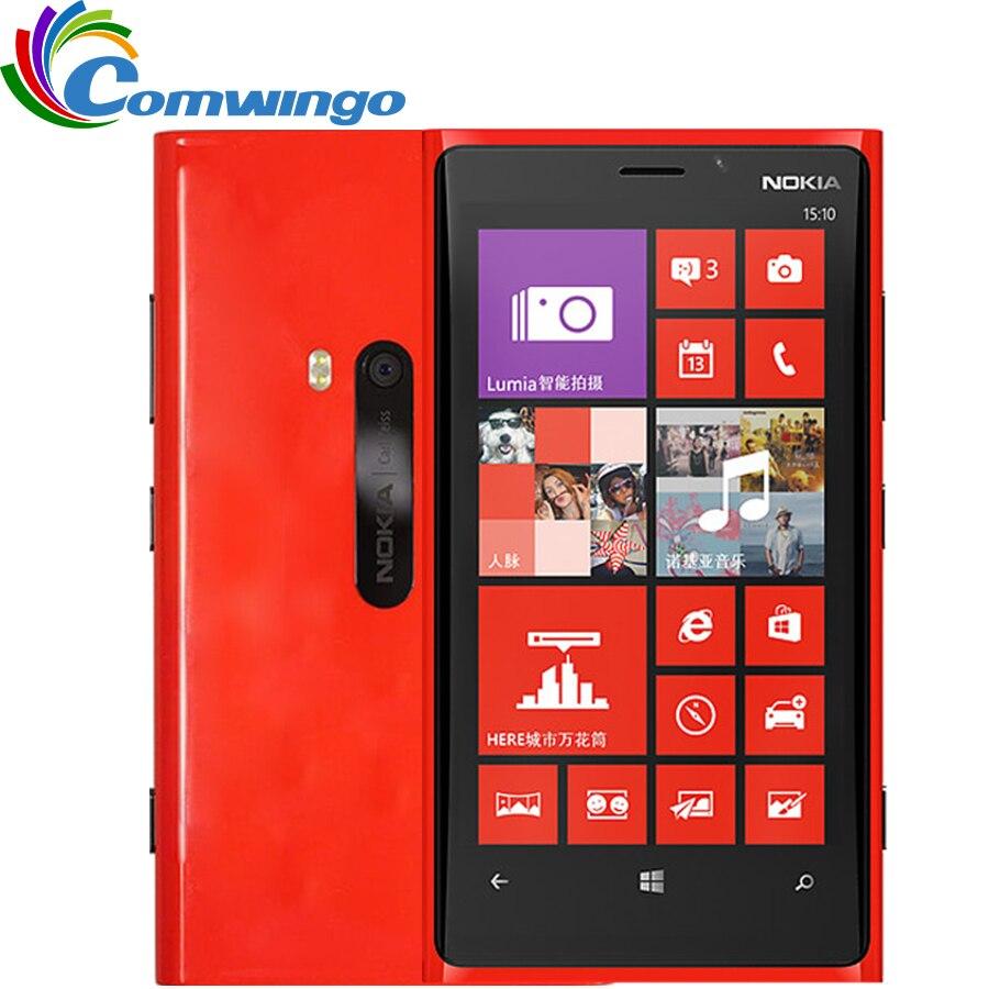 Nokia Lumia 920 Unlocked Win 8 OS Dual-Cs