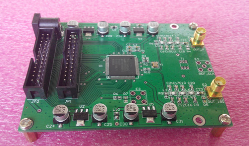 AD9910 1G DDS signal module PC software STM32 example arbitrary signal electronic contest