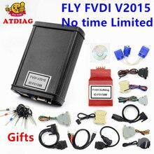 Lo nuevo FVDI Versión Completa (Incluyendo Software 18) FVDI ABRITES FVDI ABRITES Comandante Sin Limitado de Diagnóstico Escáner de Dhl