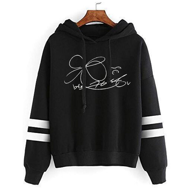 BTS Signature Hoodies