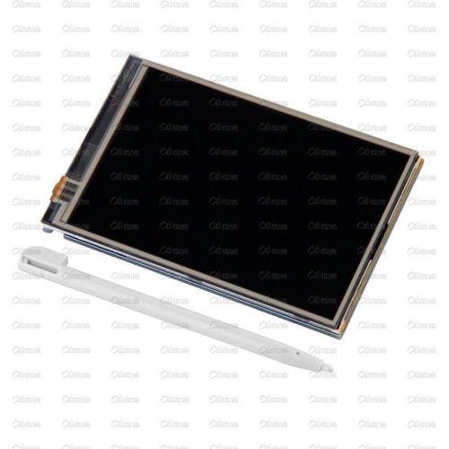 "3.5 ""TFT LCD Сенсорный Экран, Модуль SPI RGB Дисплей 320x480 Raspberry Pi B +/B"