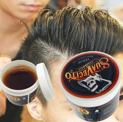 Ancient Hair Cream Product Hair Pomade For Styling Salon Hair Holder In Suavecito Skull Strong Hair Modelling Mud No Original