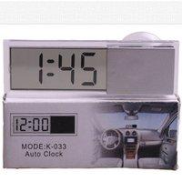 Relógio de sucção ceative para peças de acessórios do carro