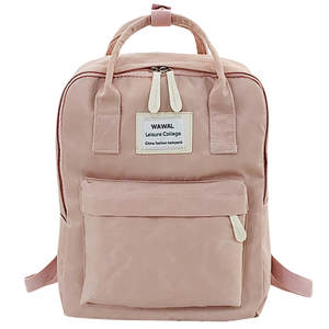 Canvas Backpack Shoulder-Bag Large-Capacity Girls Casual Fashion Women's -Yl5 New