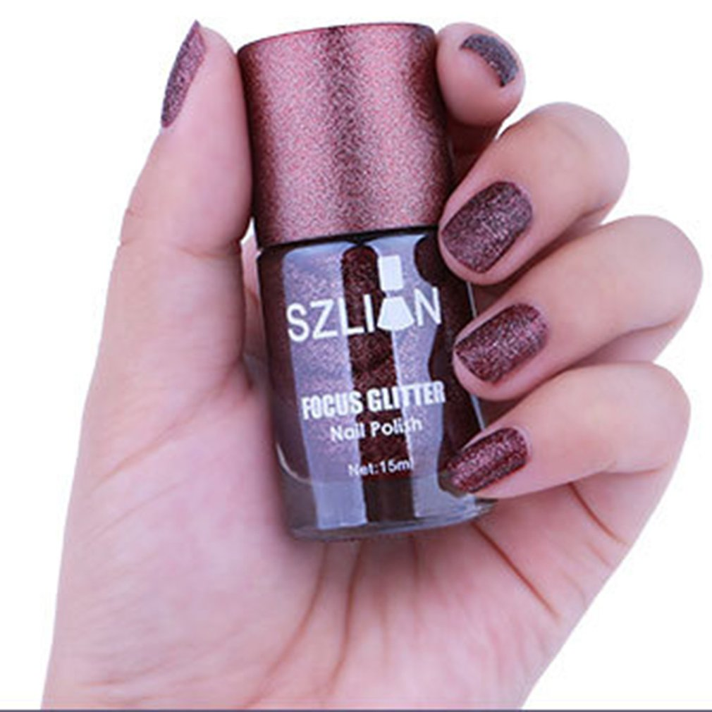 SZLIAN Smoothie Nail Polish Lacquer Art Decoration Nail Art in Nail Polish from Beauty Health