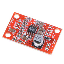 High Quality DC 3.7V-15V 12V AD828 Stereo Dynamic Microphone Preamplifier Board Mic Preamp DC 3.7V-15V 12V(China)