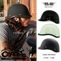 TT & CO Retro helm motorrad helm jockey halb helm Thompson Marke Japanischen sommer cruise motorrad motobike helm