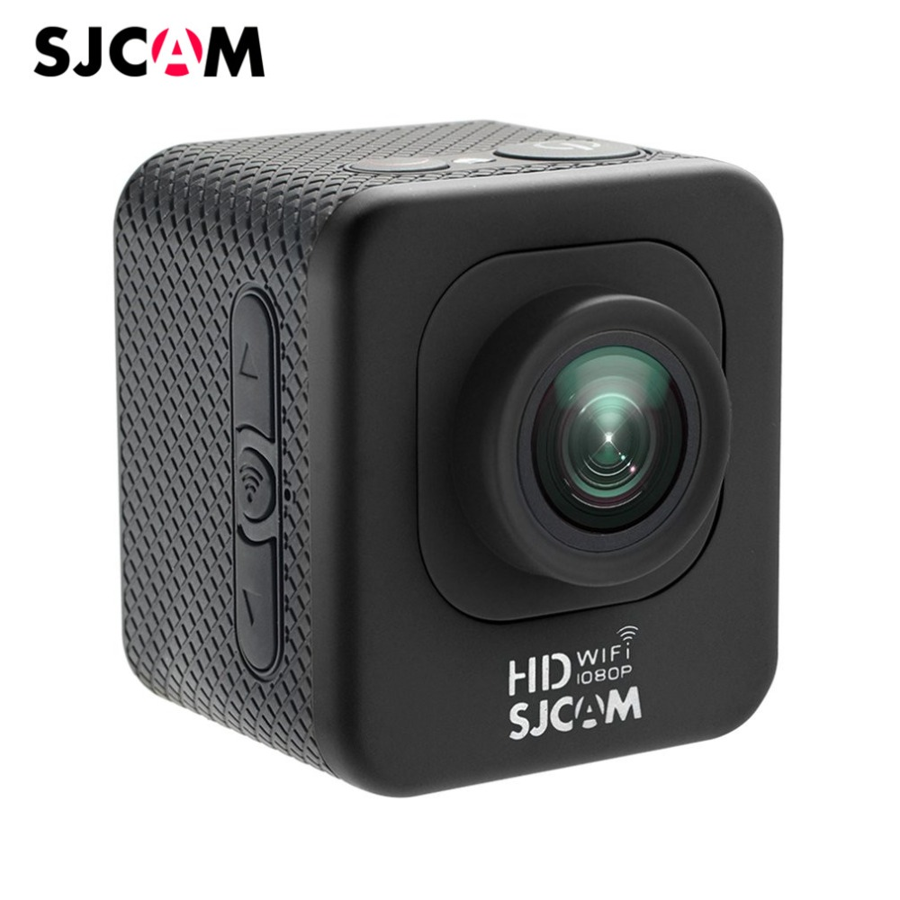 SJCAM M10 WIFI 12MP 1080P Mini Sports Action Camera 30M Waterproof Diving Camcorder DV 170 degree Wide Angle Lens