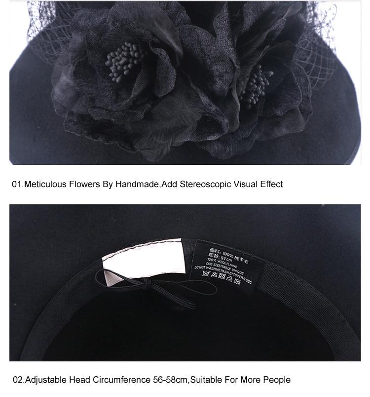 4 hats for women wide brim