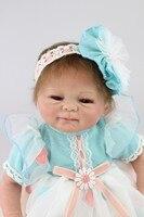 Kostenlose shippingNEW hot verkauf lebensechte reborn baby doll großhandel weiche echt touch baby puppen weihnachtsgeschenk Preis: US $89,90/stück