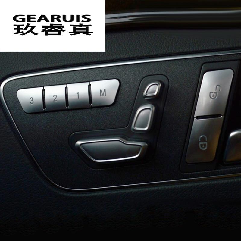 5 bocchette presa aria condizionata accessori per interni mercedes decorazione
