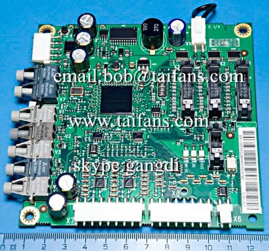 Original new JINT-G1C Inverter fiber optic communication interface board for ACS850 series