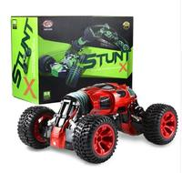 RC Car 2.4G 4WD Stunt Drift Deformation Buggy Car Rock Crawler Roll Car All terrain Flip Kids Robot RC Cars Toys for Gifts