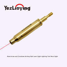 Archery Crossbow Laser Brass 223REM Sight Red Dot Cartridge Wavelength 645nm, 632nm Hunting Accessories