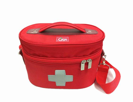 Equipped with complete Survival Family First aid kit Emergency health nursing bag with 29categories available first aid supplies