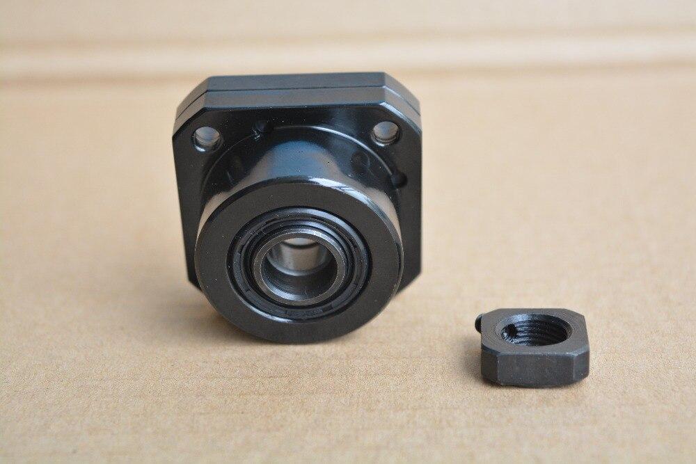 FK8 Fixed End Support Seat Bearing Inner Diameter 8mm For Ballscrew Support CNC XYZ 1pcs