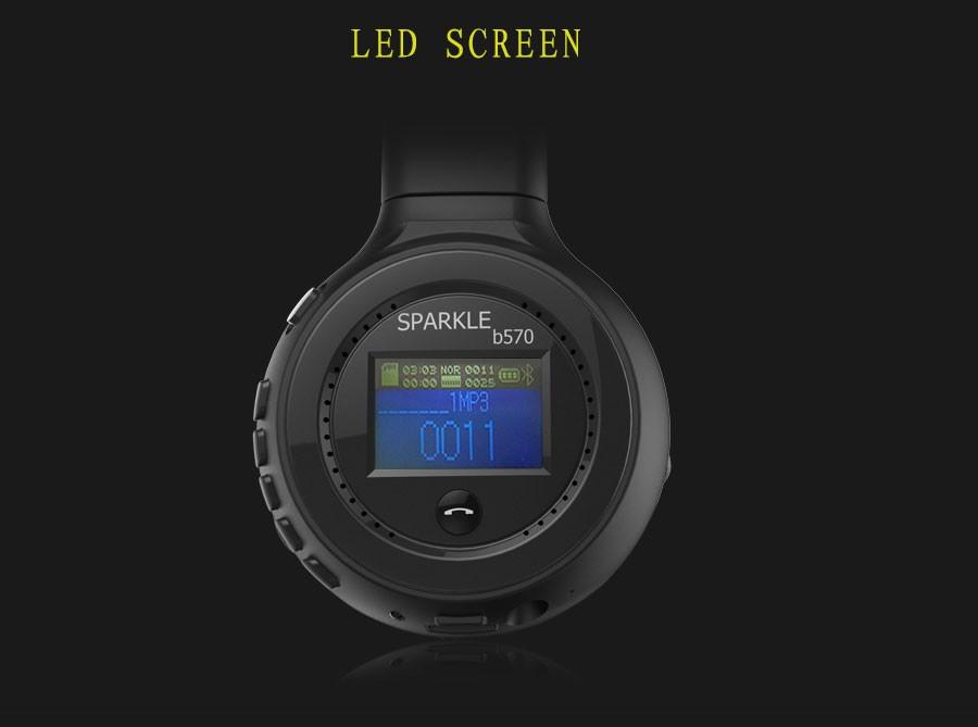 LCD Bluetooth USD Fi 4