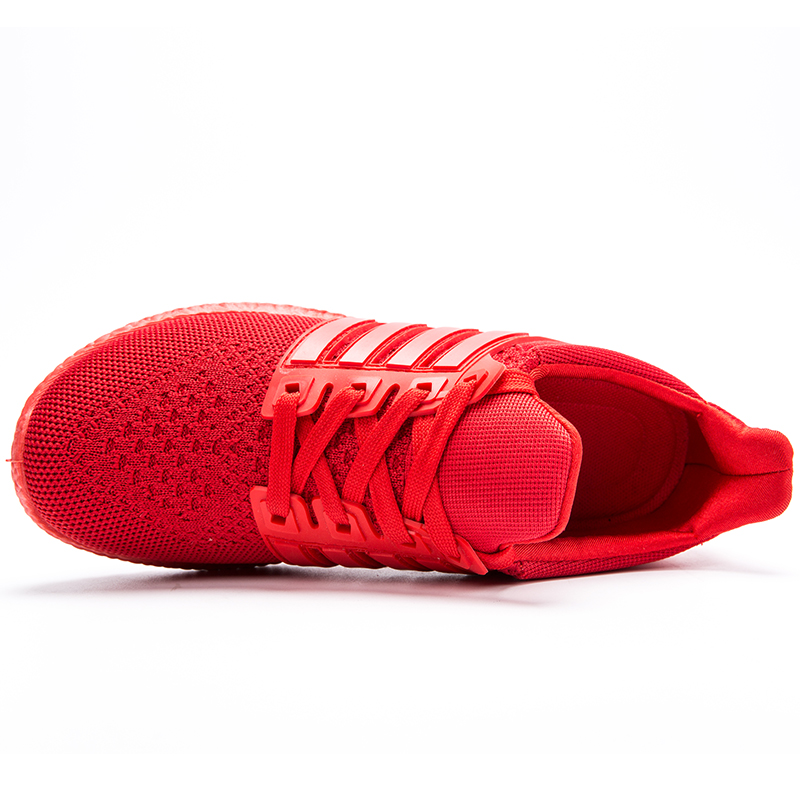 a5ac81b1d7a Hot Women Girls Sports Running Shoes Breathbale Running Shoes Lace up Color  black red -in Running Shoes from Sports   Entertainment on Aliexpress.com  ...