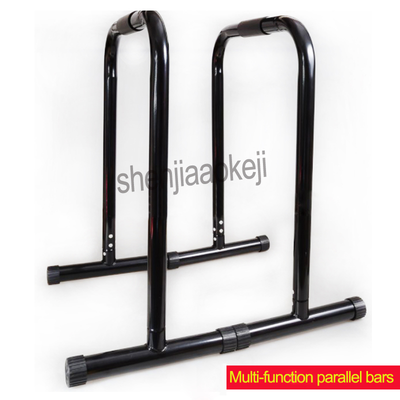 Exercise Fitness Parallel Bars Multifunctional Indoor Parallel Bar Upward Trainer Split Push-ups Extension Trainer 1PC