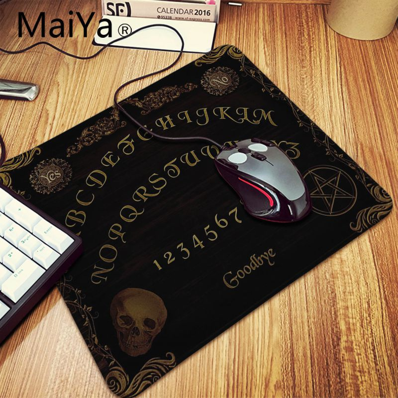 ALI shop ...  ... 33002506248 ... 2 ... Maiyaca Ouija Board Rubber Mouse Durable Desktop Mousepad 700*300mm gaming mouse pad Speed Keyboard Mouse mat Laptop desk pad ...