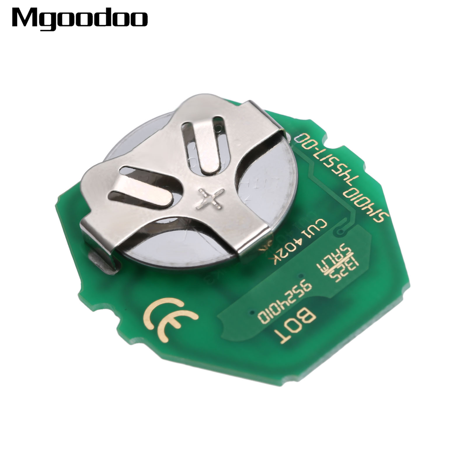 3 Buttons Remote Car Key Shell For BMW E38 E39 E46 X3 X5 EWS System 433Mhz W/ Chip Uncut Blade Replacement Keyless Entry Key Fob