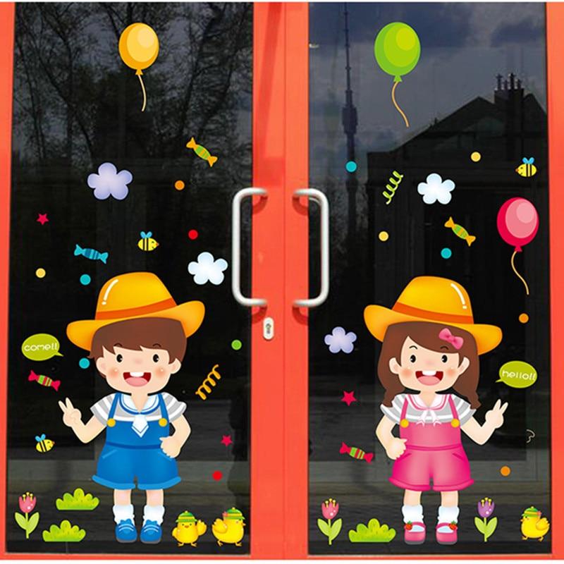 Glass Door Decorations Stickers Choice Image   Glass Door Design
