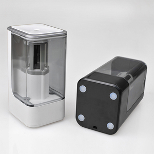 Image 1 - Childrens Automatic Electric Pencil Sharpener Creative Pencil Sharpener For Home School Office Desktop Stationery Items