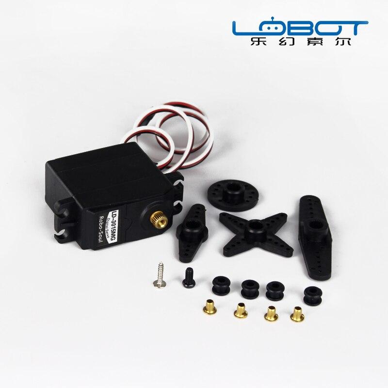 LD 3015MG Digital Metal Servo 270 Degrees/ 17kg Torque for Robbot Mechanical Arm Manipulator Arm