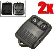 Замена дистанционного ключа на 2 кнопки, чехол, чехол для автомобильного ключа для Ford Explorer Escape 2004 2005 2006