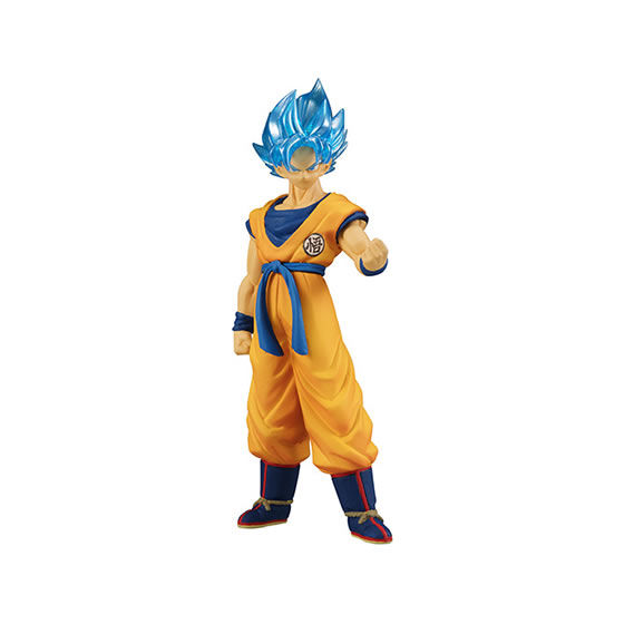 """Dragon Ball SUPER"" Original BANDAI HIGH GRADE REAL FIGURE Gashapon Toy - Broly Beerus Whis Vegeta Goku Gogeta Freeza 2"