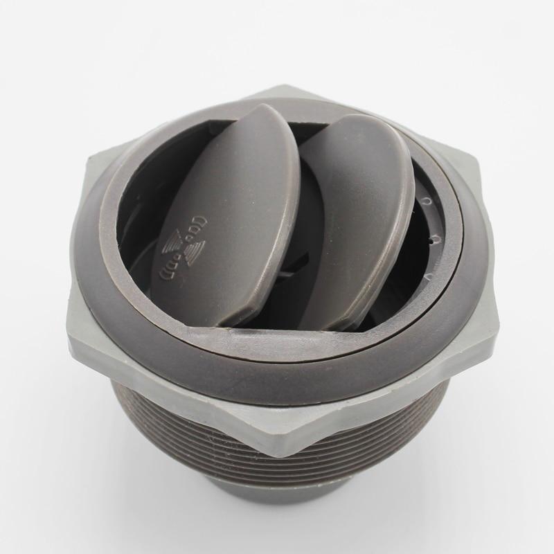 2Pcs/Lot Adjustable General Purpose ABS Air Vent Dispenser Air Conditioner RV Travel Trailer