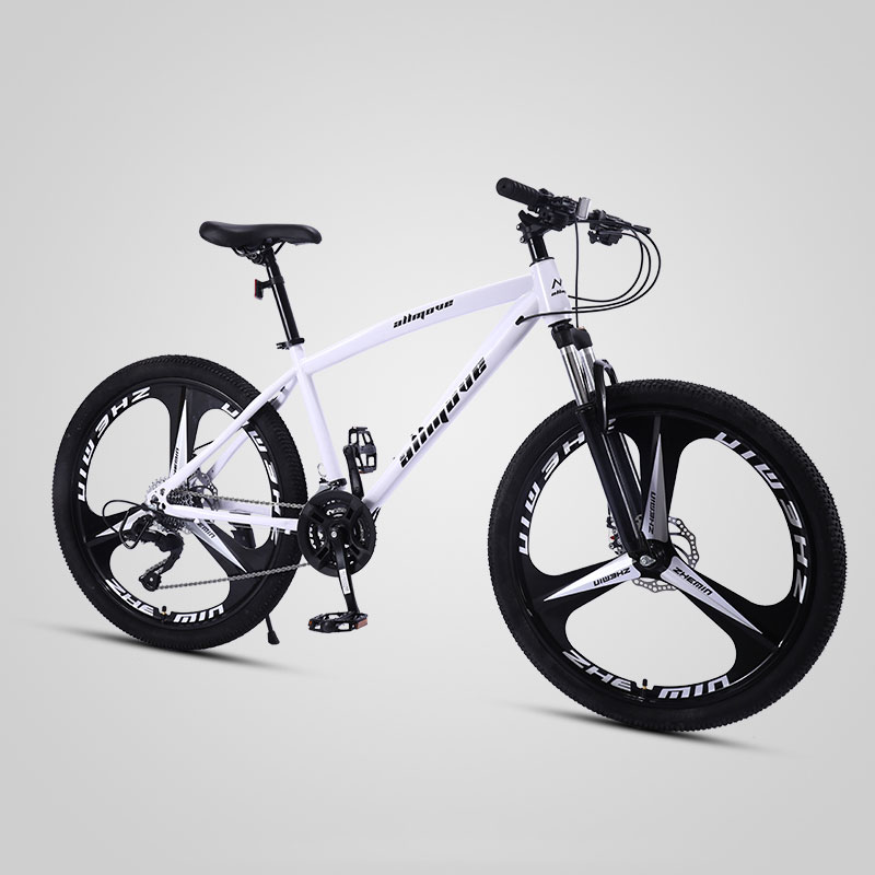 Mountain Bike 26 Inch Variable Speed Mountain Bike Racing Shock Absorber Double Disc Brakes Men And Women Students