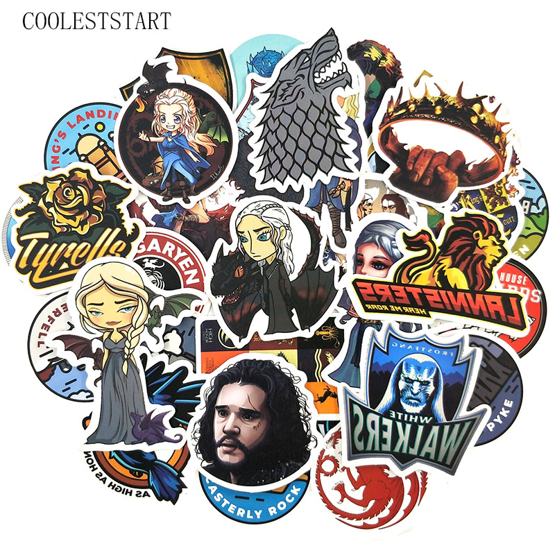 The Best Game Of Thrones Stickers For Bike Wallpapers