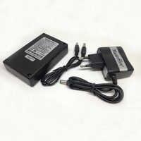 Batterie Rechargeable portative de Lithium de Li-ion de batterie de cc 12V 4800mah de MasterFire YSN-12480 pour l'appareil-photo de télévision en circuit fermé