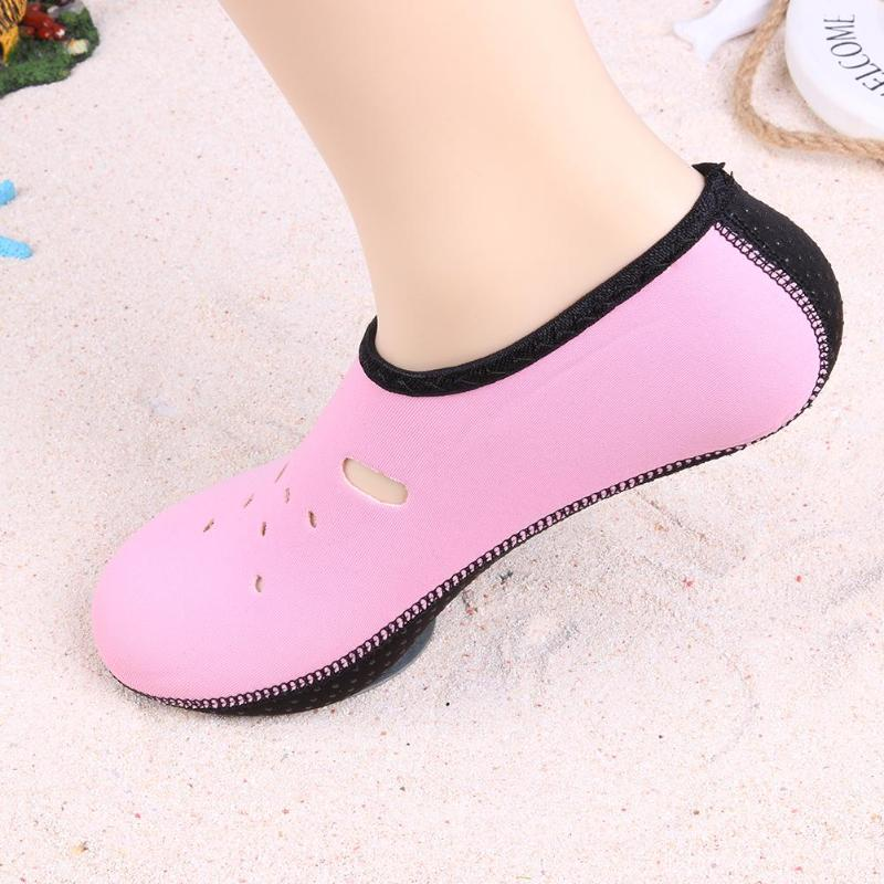 1pair Spring Outdoor Diving Socks Water Sports Snorkeling Socks Beach Swimming Surfing Shoes For Men Women 33-43 Size