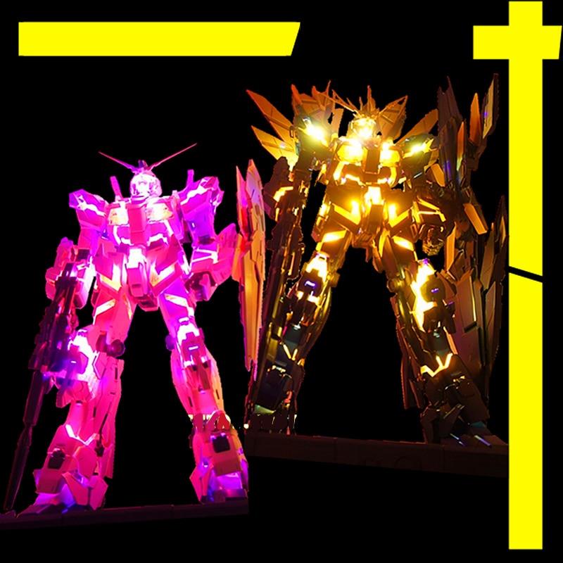 Daban UV LED Unit for Daban Bandai PG RX 0 UNICORN BANSHEE PHENEX Gundam