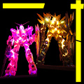 UV LED Блок для Дабан дабан/ПГ Bandai RX-0 ЕДИНОРОГ/BANSHEE/PHENEX Gundam