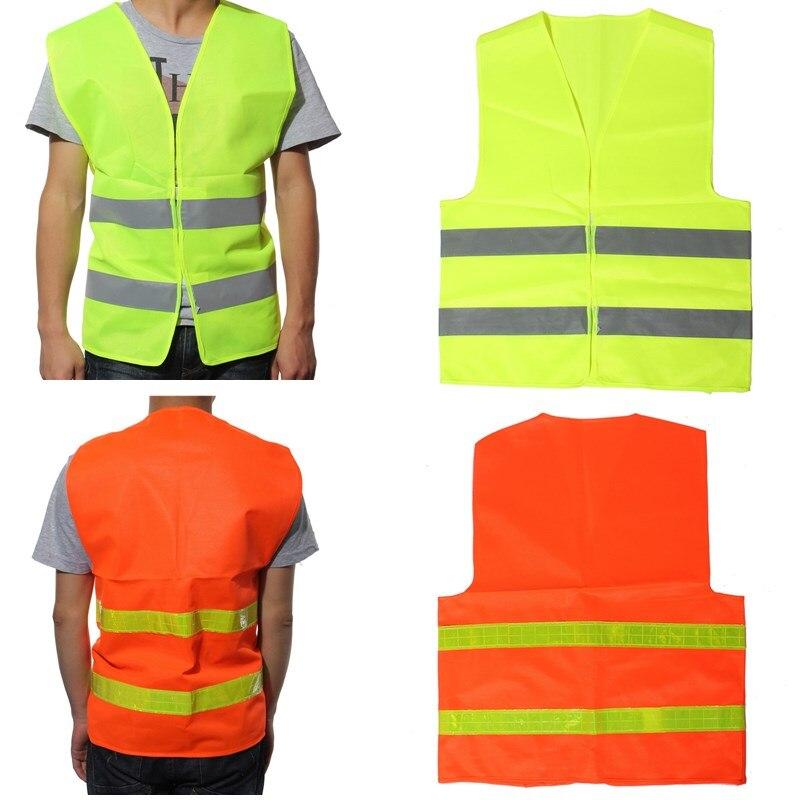 High Visibility Reflective Safety Vests Environmental Sanitation Coat