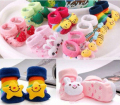 Baby cartoon sock 30 animal design Newborn girl socks non-slip rabbit bear for wholesale 0-6 month free shipping